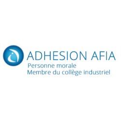 Adhésion personne morale membre du collège industriel